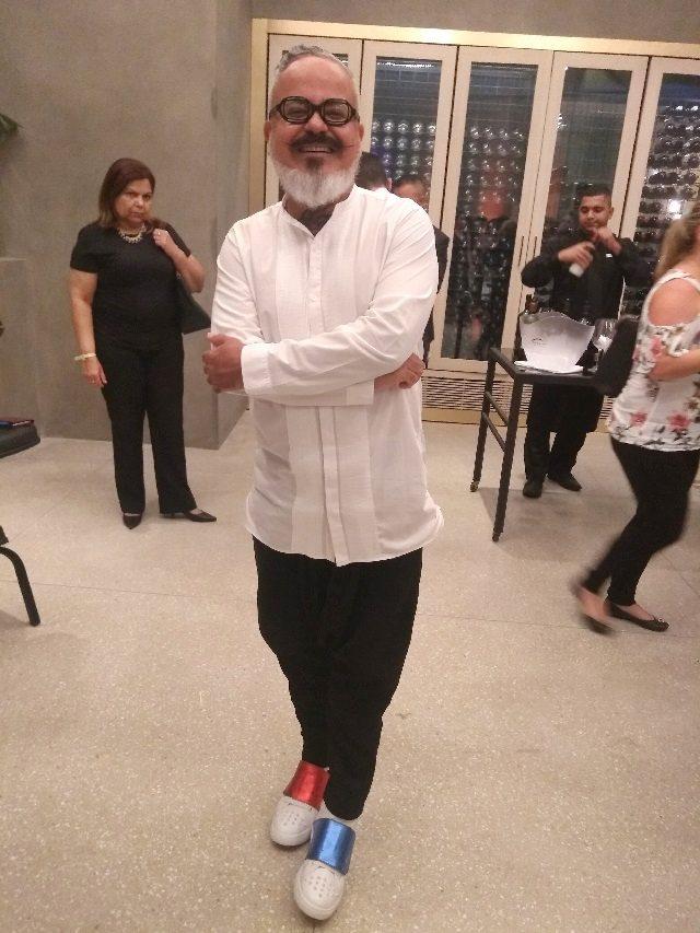 Ronaldo Fraga, embaixador da marca Grand Mercure